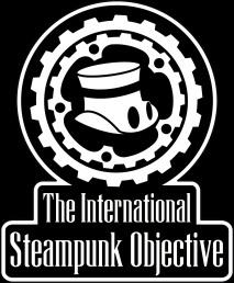 Steampunk Objective Logo - CMYK